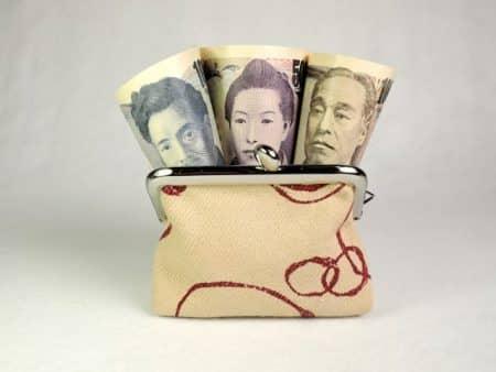 財布に入ったお金