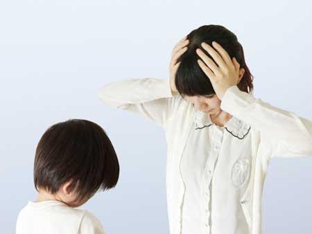 子供にウンザリする親