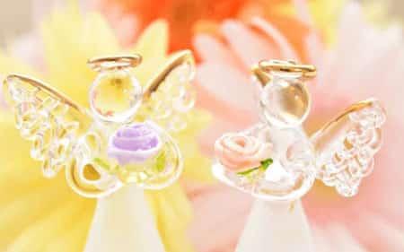 天使のガラス細工